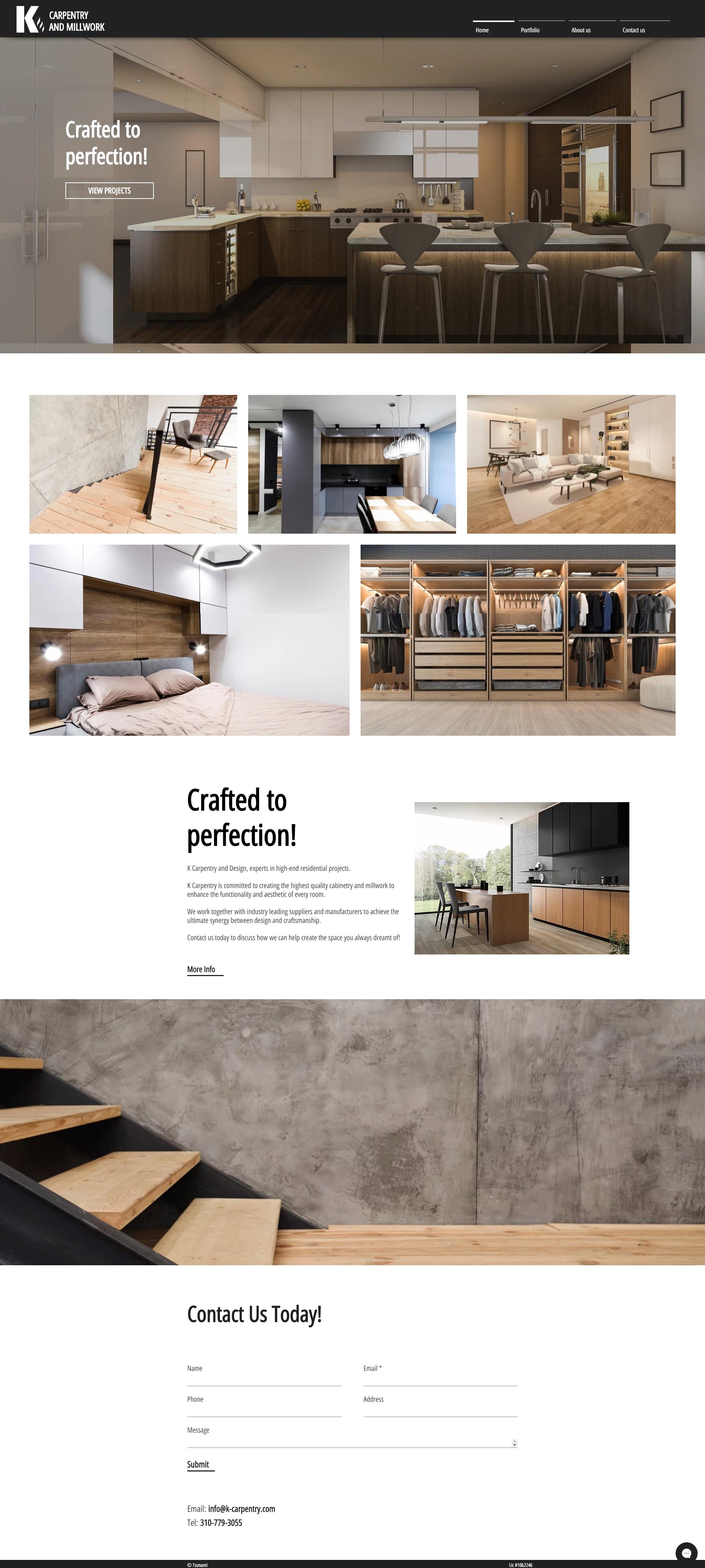 K-Carpentry & Millwork